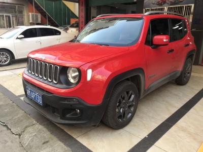 Jeep 自由侠 2016款 1.4T 自动动能版