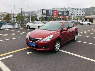 日产骐达 2011款 1.6L CVT舒适型
