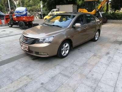 吉利汽车经典帝豪 2012款 三厢 1.8L CVT尊贵型