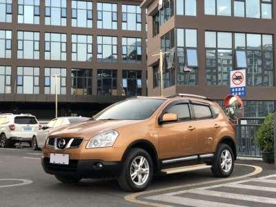日产逍客 2013款 2.0XV 炫 CVT 2WD