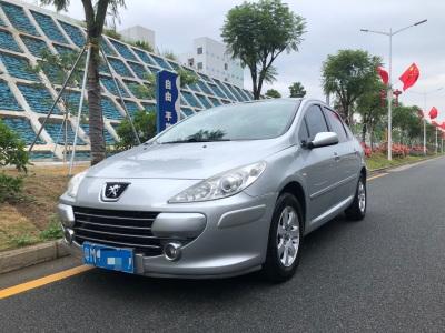标致307 2010款 两厢 1.6L 自动舒适版