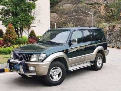 丰田普拉多(进口) 2004款 VX 4.0