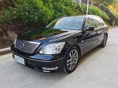 雷克萨斯LS 2004款 430
