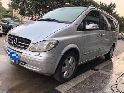 奔驰唯雅诺(进口) 2006款 Viano 3.2L