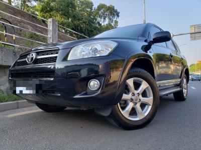 丰田 RAV4荣放 2011款 2.4L 自动四驱至臻版