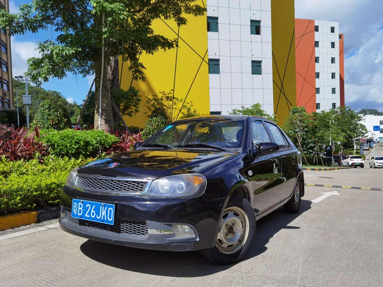 吉利汽车吉利SC3 2012款 1.3L 基本型