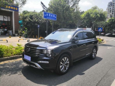 广汽传祺传祺GS8 2017款 320T 两驱豪华智联版(七座)