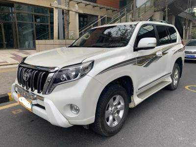 丰田普拉多(进口) 2014款 中东版