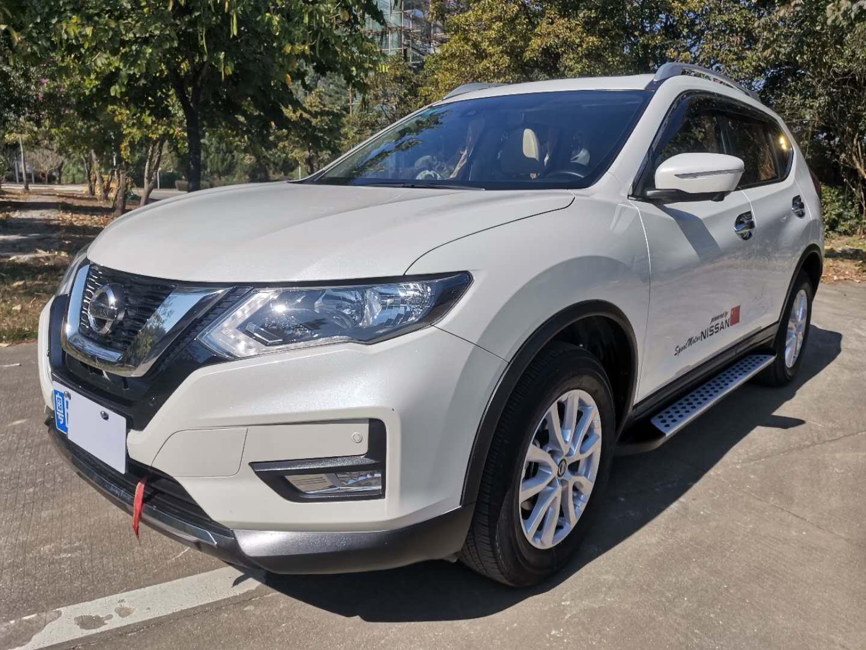 日产奇骏 2019款 2.0L CVT时尚版 2WD