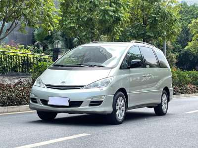 普瑞维亚 2004款 2.4L AT