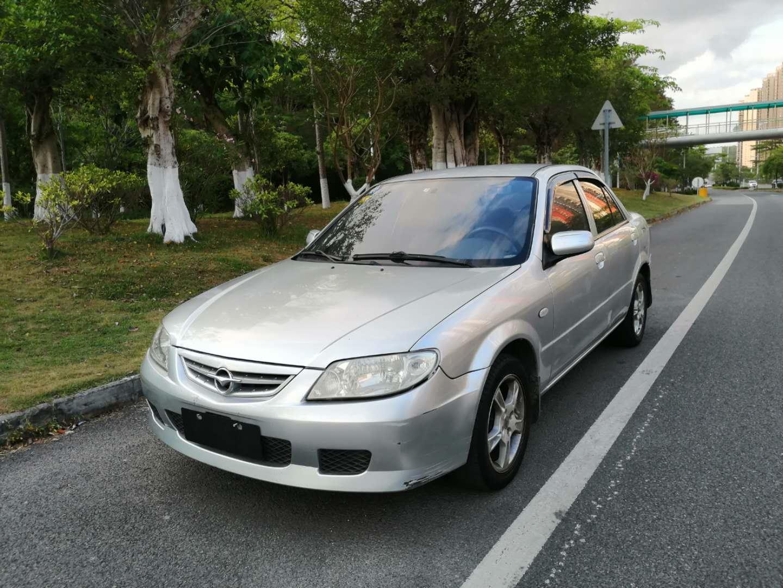 海马海福星 2007款 1.6L 手动舒适GLX