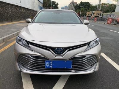 丰田凯美瑞 2018款 2.5HG 豪华版