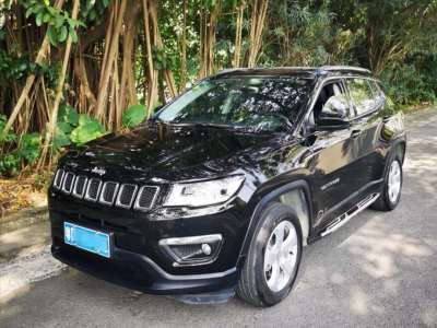Jeep指南者 2017款 200T 自动舒享版