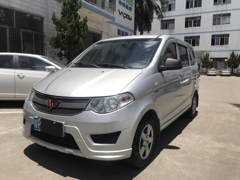 五菱汽车五菱宏光 2015款 1.5L S 基本型国V