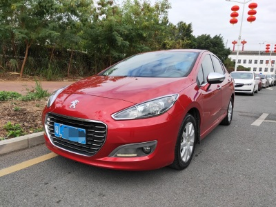 标致308 2013款 1.6L 自动优尚型