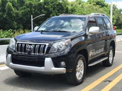 丰田普拉多 2010款 4.0L 自动VX