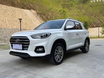 北京现代ix35 2019款 2.0L 自动两驱智勇·畅享版 国VI