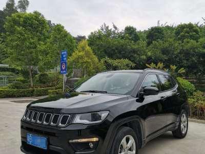 Jeep指南者 2017款 200T 自动家享版