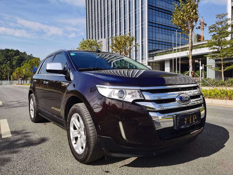 福特 锐界(进口) 2012款 2.0T 精锐型