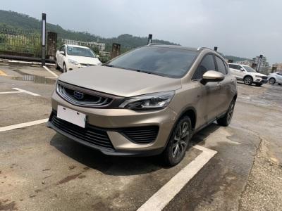 吉利汽车帝豪GS 2018款 领潮版 1.4T 自动领尚智联型