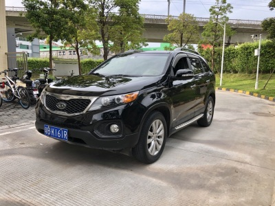 起亚索兰托 2012款 2.4L 汽油至尊版