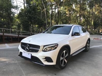 奔驰GLC(进口) 2017款 GLC 200 4MATIC 轿跑SUV