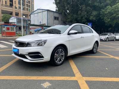 吉利汽车 帝豪 2018款 1.5L CVT豪华型