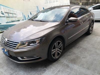 一汽-大众CC 2013款 1.8TSI 豪华型