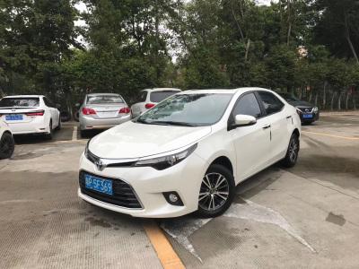 丰田雷凌 2016款 1.6G-L CVT领先版