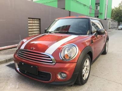 MINI 2011款 1.6L ONE