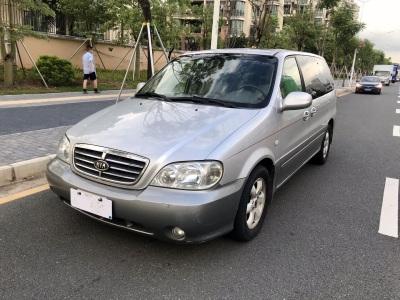 起亚嘉华 2006款 2.7L GLS-1