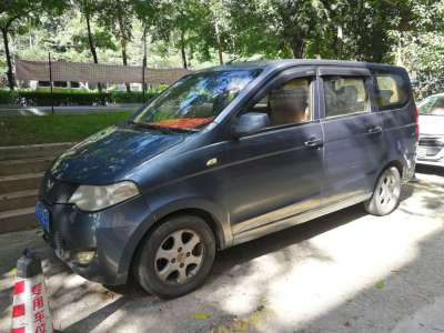 五菱汽车五菱宏光 2010款 1.4L豪华型