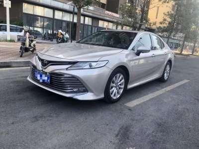 丰田凯美瑞 2018款 2.0G 豪华版