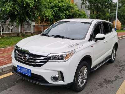 广汽传祺传祺GS4 2017款 235T 自动两驱精英版