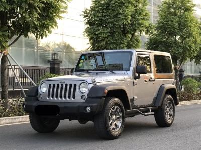 Jeep牧马人 2015款 3.6L Rubicon 两门舒享版