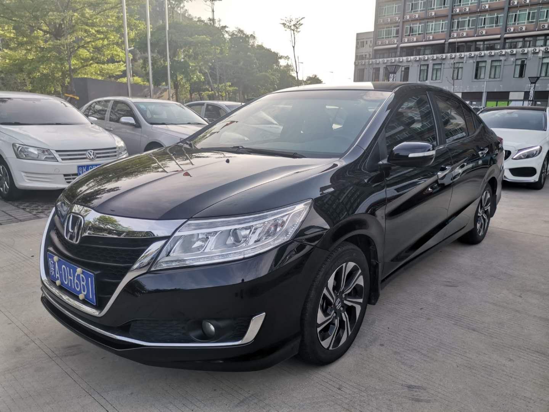 本田凌派 2017款 1.8L CVT舒适特装版