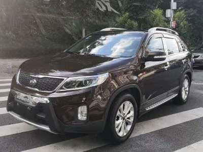起亚索兰托 2013款 2.4L 7座汽油豪华版 国IV