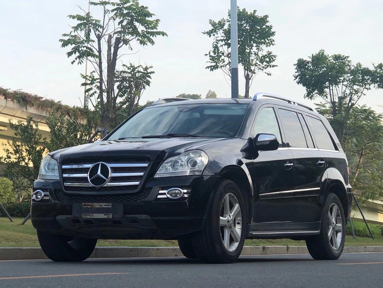 奔驰GL级 2008款 GL 450 4MATIC尊贵型
