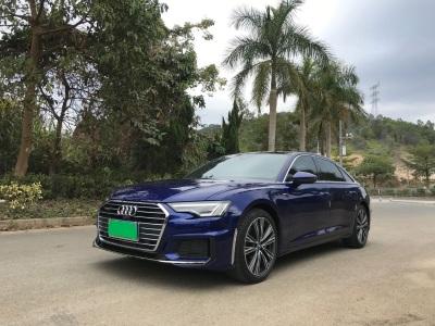 奥迪A6L 2019款 45 TFSI quattro 臻选动感型