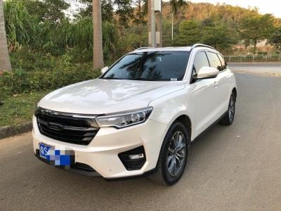 众泰T600 2019款 1.5T 自动豪华型
