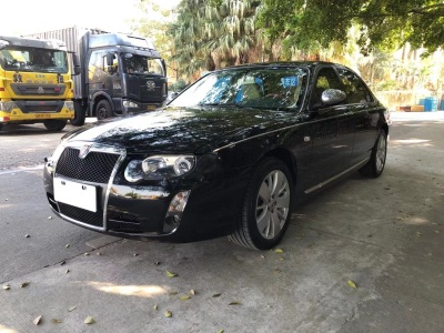 荣威750 2007款 2.5L 周年限量版AT