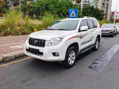 丰田普拉多(进口) 2010款 2.7L 自动标准版