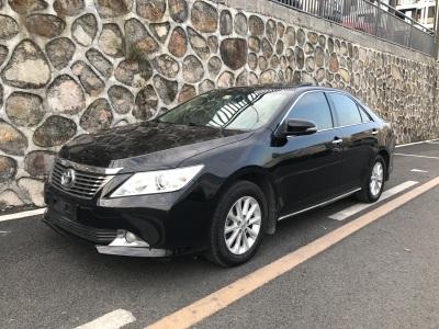 丰田凯美瑞 2013款 2.0G 舒适版