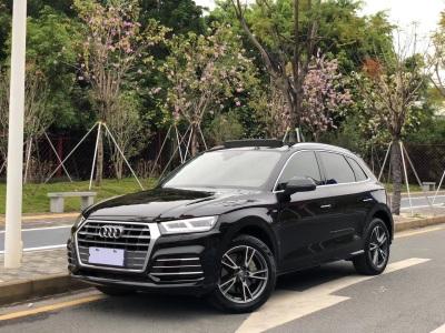 奥迪Q5L 2018款 40 TFSI 荣享时尚型 国VI