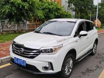 广汽传祺传祺GS4 2017款 200T G-DCT两驱舒适版
