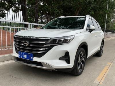 广汽传祺传祺GS5 2019款 270T 自动尊贵版