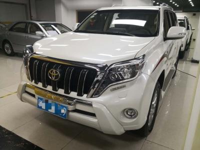 丰田普拉多(进口) 2014款 2.7L 自动豪华版
