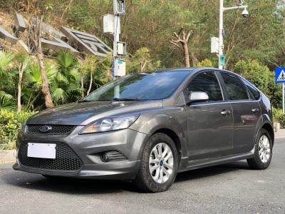 福特福克斯 2013款 两厢经典 1.8L 自动基本型
