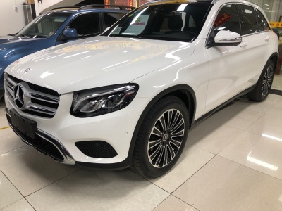 奔驰GLC 2018款 GLC 200 4MATIC