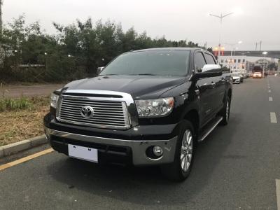 丰田坦途 2011款 5.7 标准型